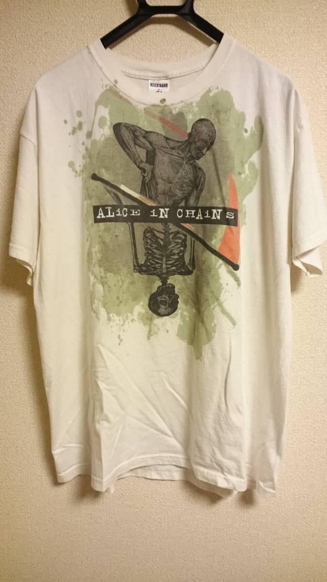 Alice In ChainsヴィンテージTシャツ Pearl Jam Sound Garden Nirvana