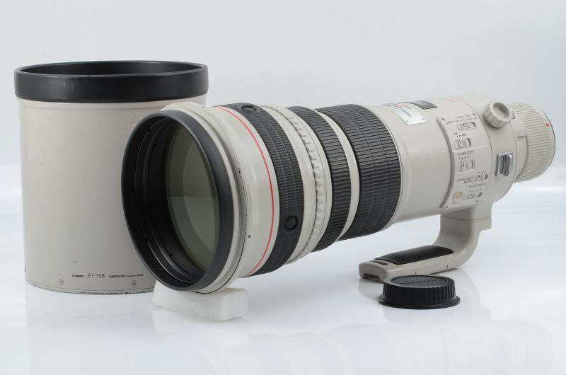 | 美品 | 即納 | キヤノン CANON EF500mm F4 L IS USM レンズ | (99-E57)
