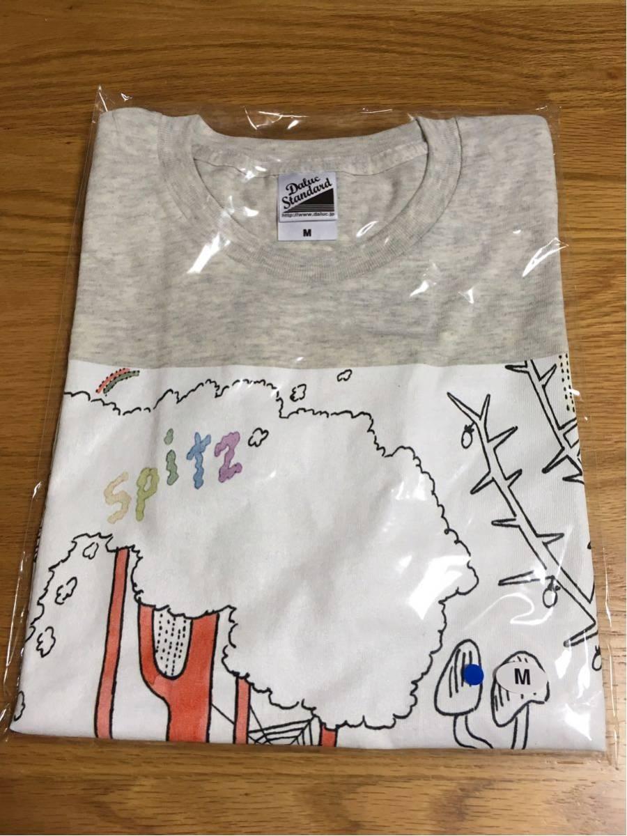 スピッツ 結成30周年記念 限定Tシャツ 『おるたな』 Mサイズ 受注生産商品 新品未開封