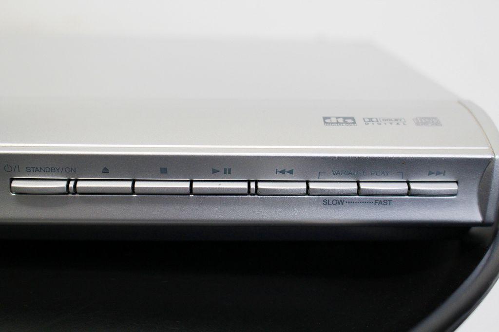 Victor DVDプレーヤー XV-P313 薄型 再生専用_画像2