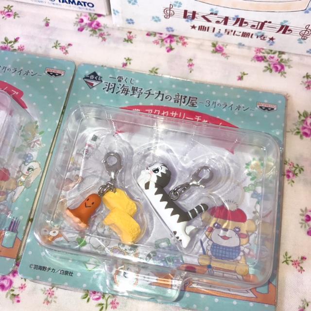 羽海野チカ☆ハチミツとクローバー☆3月のライオン☆フィギュアとオルゴールセット_画像8