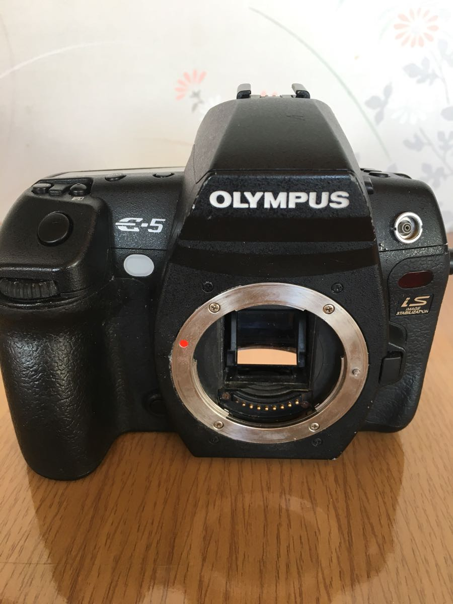 OLYMPUS オリンパス E-5 デジタル一眼レフ カメラ 本体 送料510円