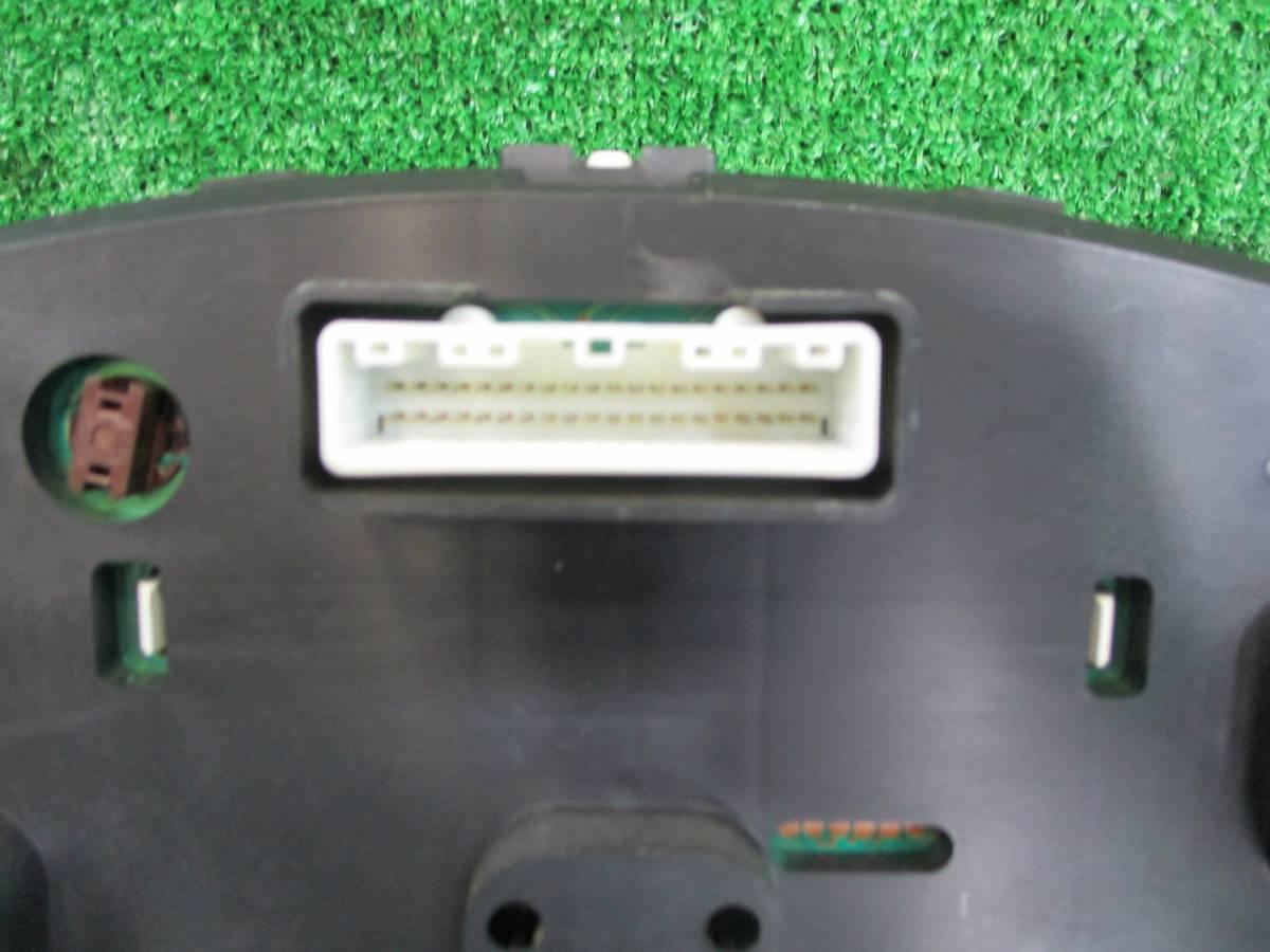 S管理49981 H16年 スバル R2 RC2 4WD 5MT用 スピードメーター タコメーター付き 走行129.047km _画像4