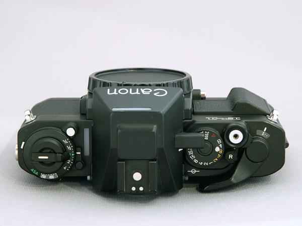 キヤノン Canon New F-1 ボディ Body ジャンク 訳あり_画像4