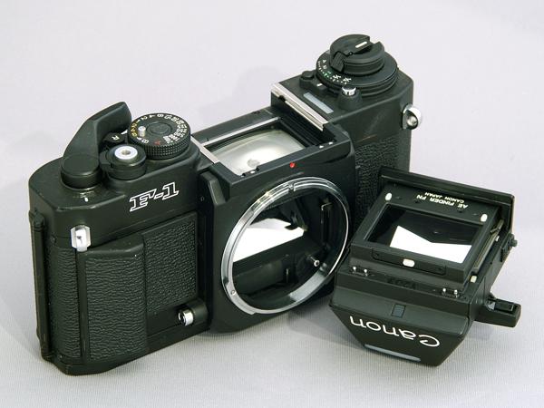 キヤノン Canon New F-1 ボディ Body ジャンク 訳あり_画像10