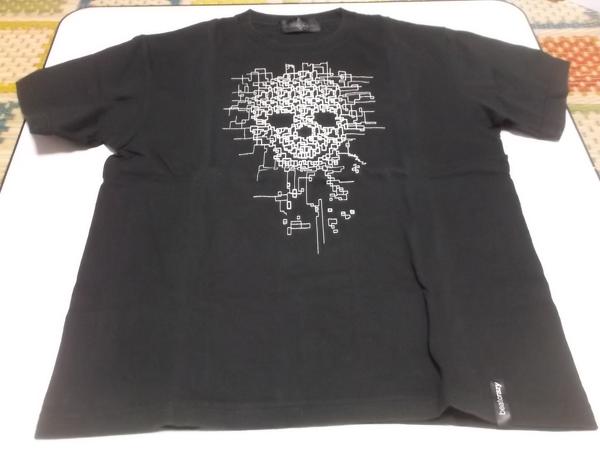 ▽ 布袋寅泰 【 BEAT CRAZY FC限定 Tシャツ 黒♪美品 】 元BOOWY / COMPLEX