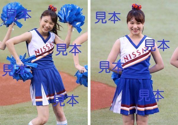 石田亜佑美『セ・パ交流戦 2017 応援大使(始球式)』生写真