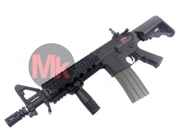 ARES M4 RAS CQB 電動ガン BK マイクロスイッチ搭載 アタッカー向け!M16 CQBR UMAREX ELITE FORCE C