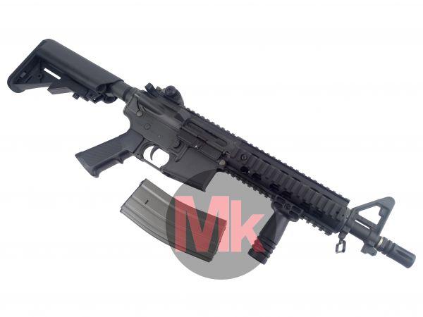 ARES M4 RAS CQB 電動ガン BK マイクロスイッチ搭載 アタッカー向け!M16 CQBR UMAREX ELITE FORCE C_画像2