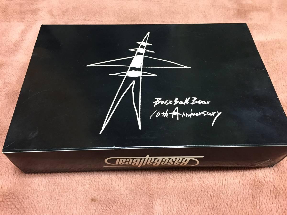 ベースボールベアー 限定品 2011ツアー三種の神器BOX 新品