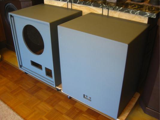 ALTEC 612C Monitor タイプ エンクロージャー ペア_画像4