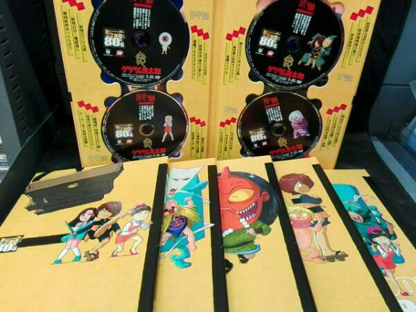 ゲゲゲの鬼太郎 ゲゲゲBOX 80'S 20枚組_画像3