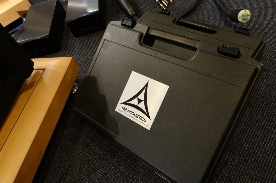 FM ACOUSTICS Forceline FLS3 スピーカーケーブル 3m Yラグ AXSIS正規品 定価¥938,400.