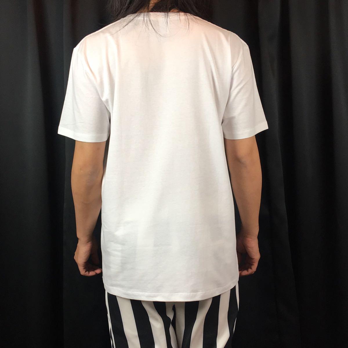 新品 マイクタイソン Tシャツ S M L XL ボクシング モハメドアリ 大きい ビッグ オーバー サイズ XXL 3XL 4XL 5XL ロンT 長袖 黒 対応 可能_画像2