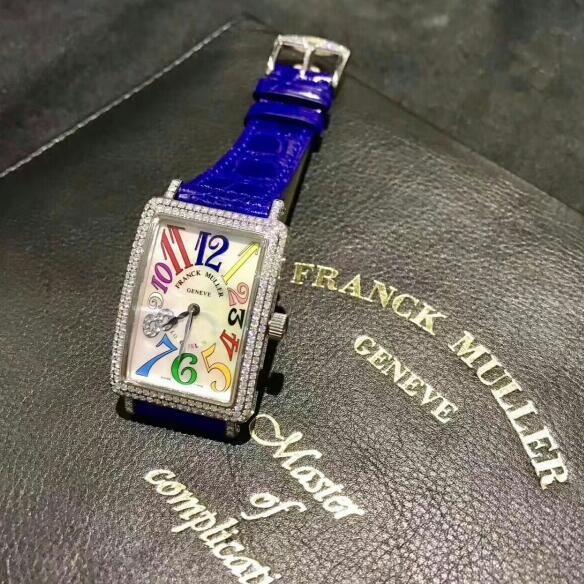 希少品 フランクミュラー FRANCK MULLER 腕時計 男女兼用 新品 1円スタート!_画像2