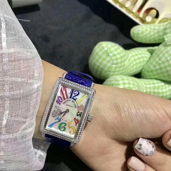 希少品 フランクミュラー FRANCK MULLER 腕時計 男女兼用 新品 1円スタート!_画像3