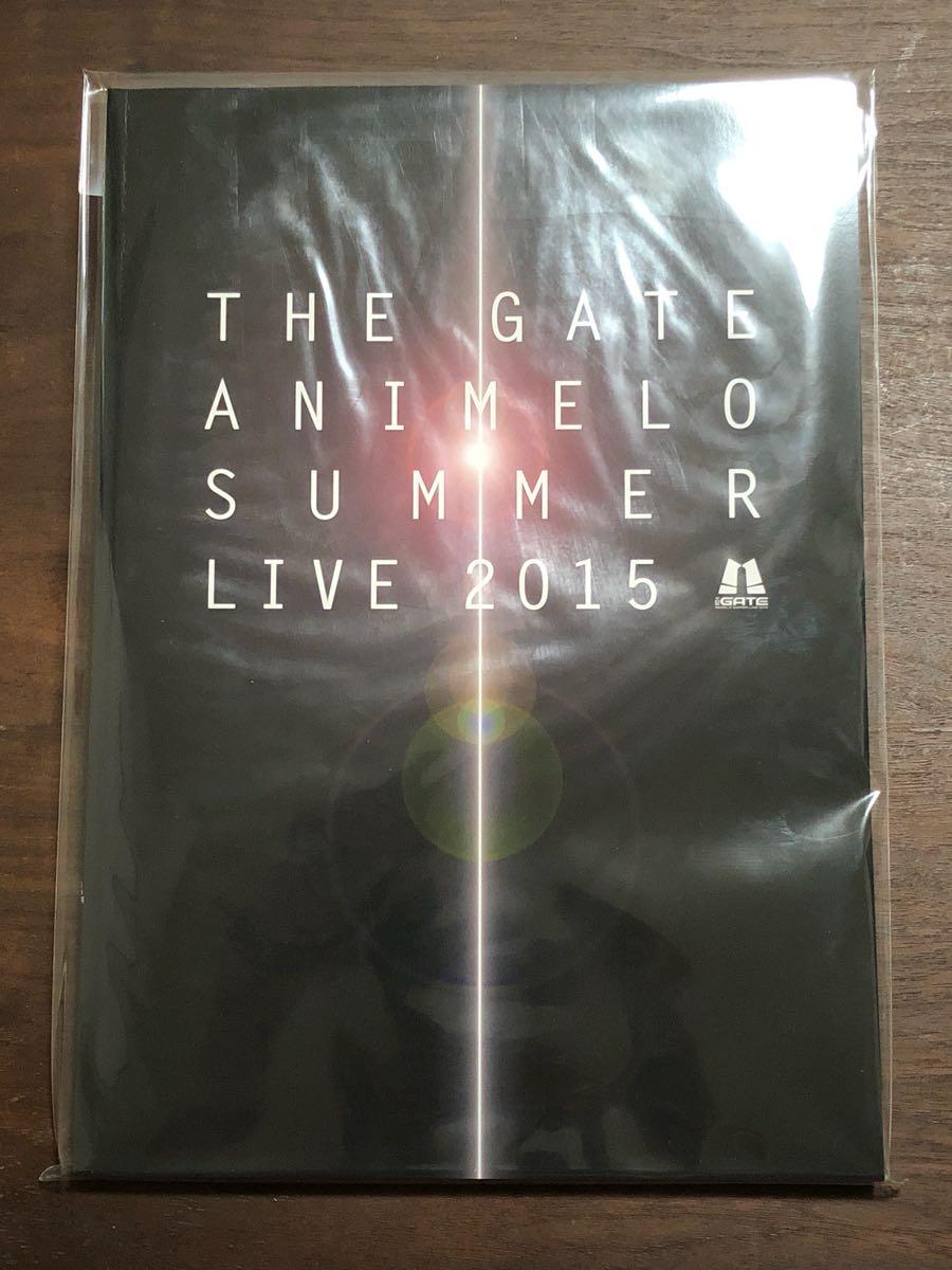 【美品】Animelo Summer Live 2015 パンフレット DVD付 アニサマ(ゆるゆり/内田真礼/茅原実里/ゆいかおり/小倉唯/TrySail/宮野真守)