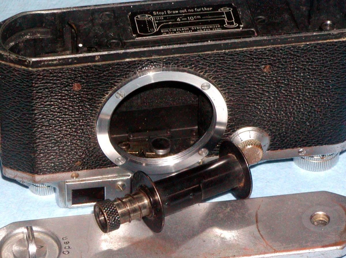Canon ⅣSb ボディのみ キヤノン 距離計カメラ 動作正常_画像2