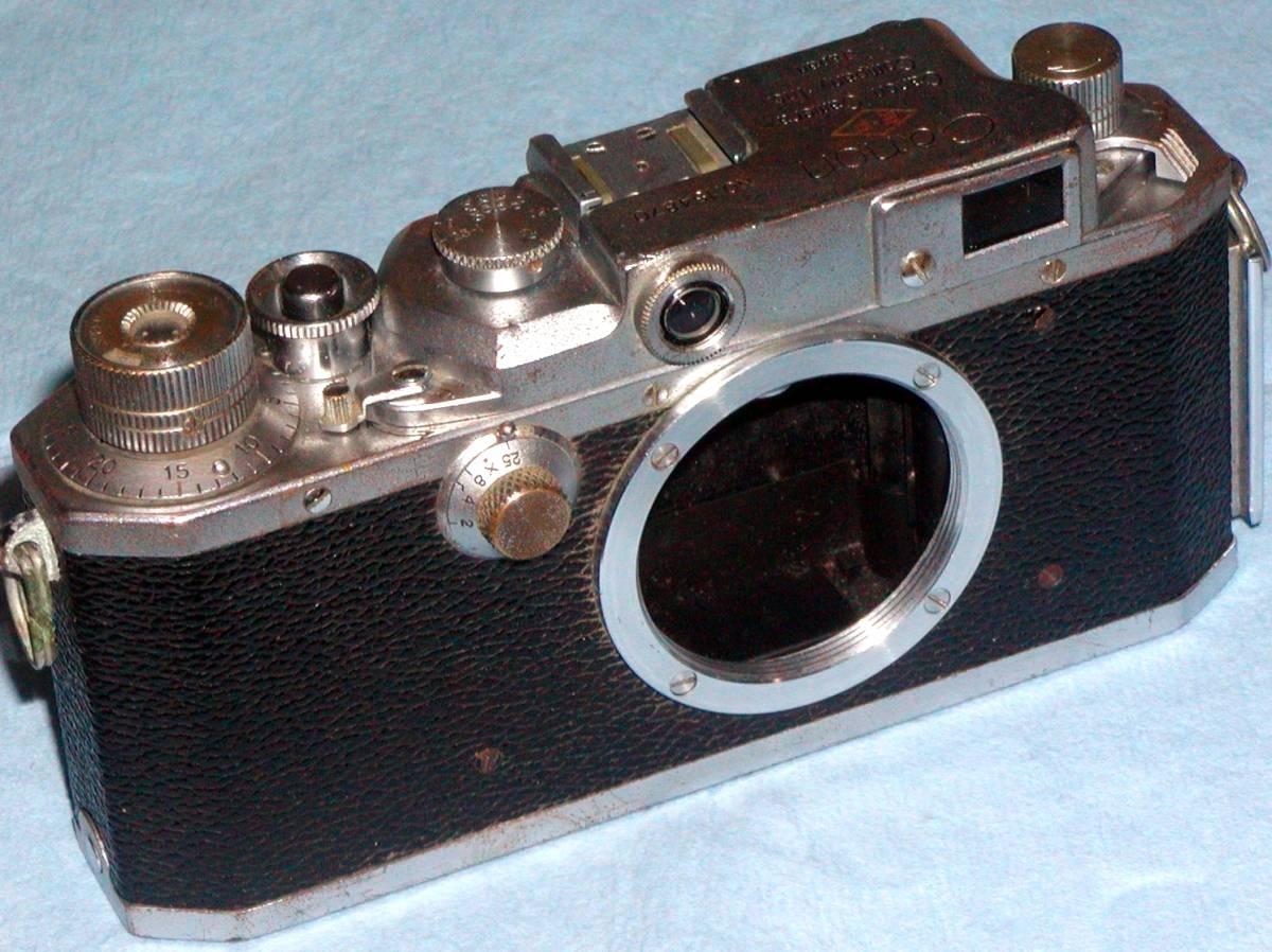 Canon ⅣSb ボディのみ キヤノン 距離計カメラ 動作正常