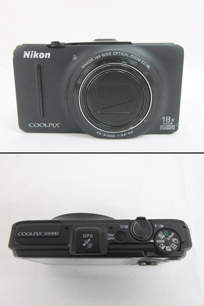 Nikon COOLPIX ニコン クールピクス S9300 デジタルカメラ 中古1208名ACE⑬_画像2