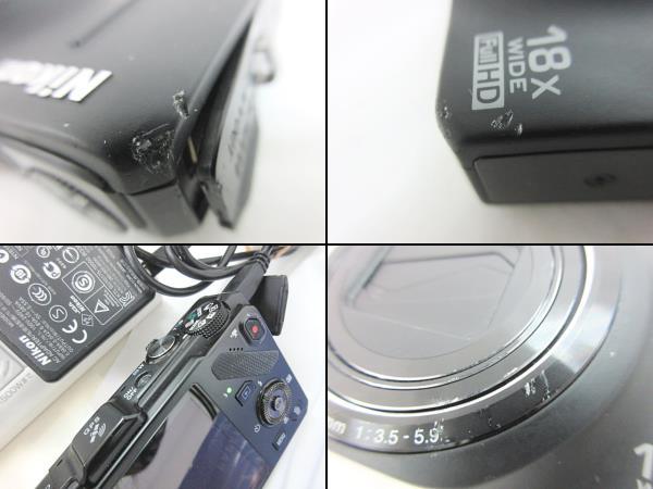 Nikon COOLPIX ニコン クールピクス S9300 デジタルカメラ 中古1208名ACE⑬_画像8