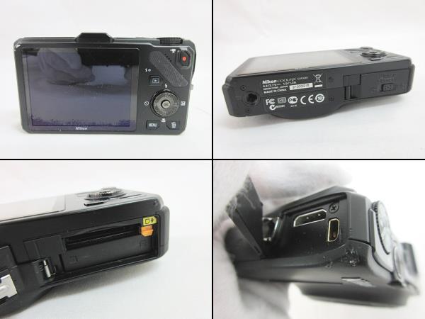 Nikon COOLPIX ニコン クールピクス S9300 デジタルカメラ 中古1208名ACE⑬_画像5