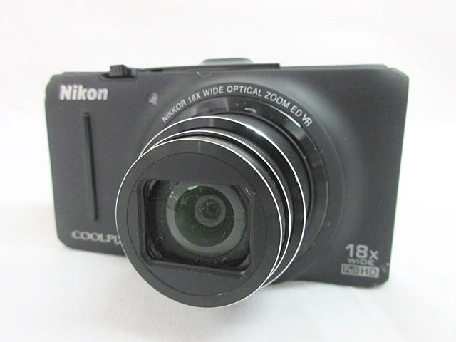 Nikon COOLPIX ニコン クールピクス S9300 デジタルカメラ 中古1208名ACE⑬_画像3