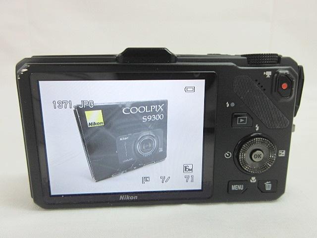 Nikon COOLPIX ニコン クールピクス S9300 デジタルカメラ 中古1208名ACE⑬_画像6