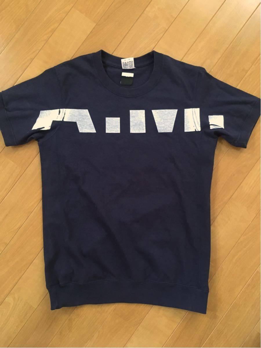 AM Show Window Tシャツ サカナクション MAA NF 山口一郎 ツアーT
