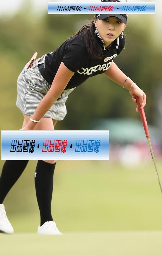 ユン・チェヨン 2L判写真1枚 女子ゴルフ ③