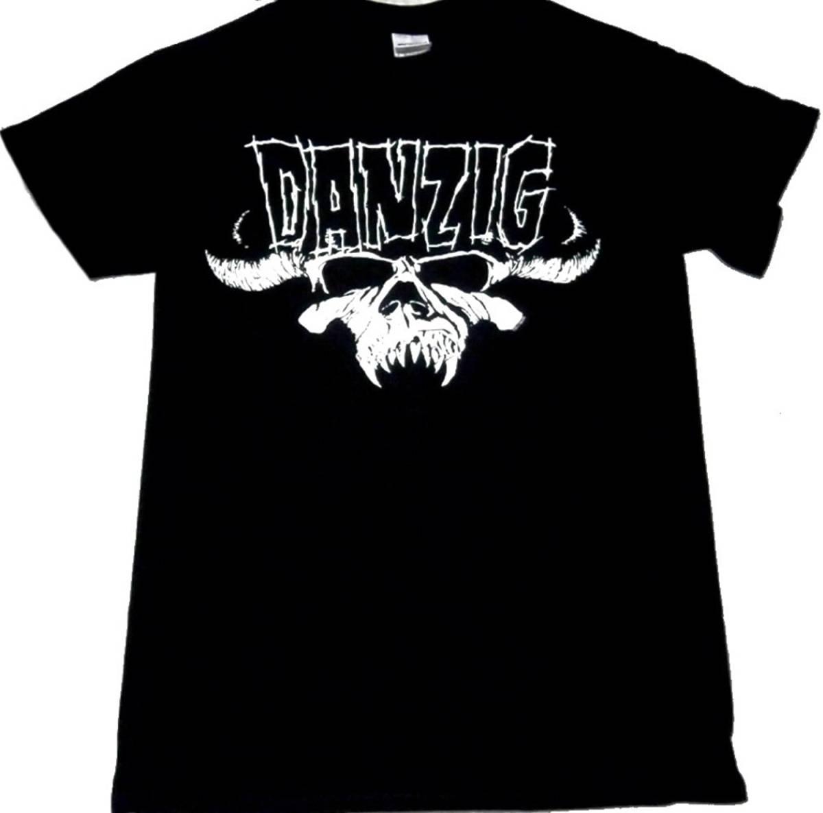 即決!DANZIG Tシャツ L/XLサイズ 新品未着用【送料164円】