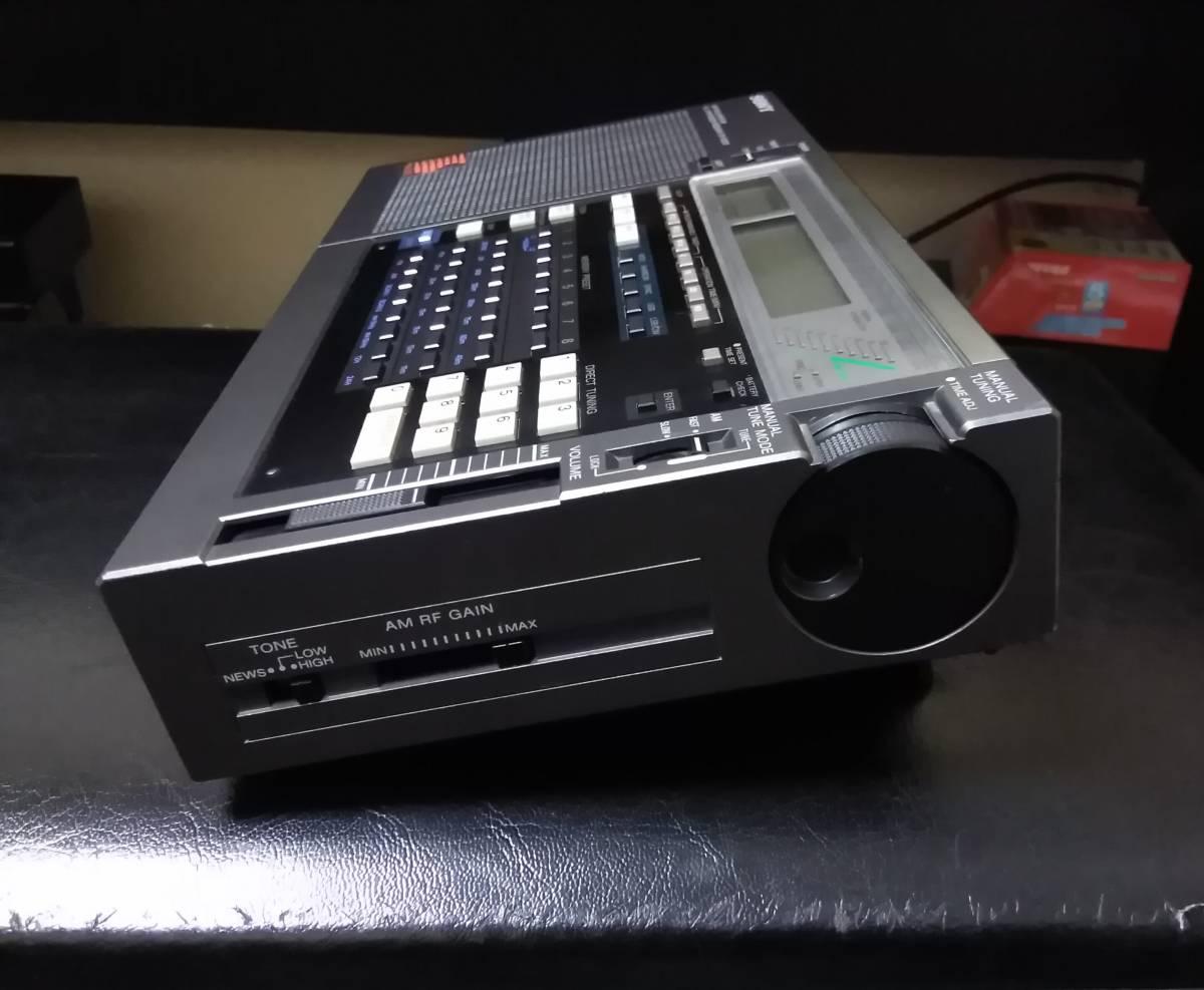 ソニー(SONY)製 ICF-2001D_画像2