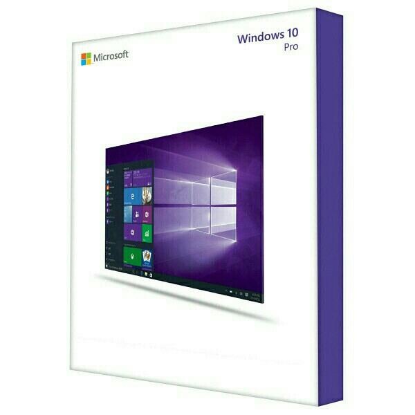 【新品未開封】マイクロソフト Windows 10 Pro USBフラッシュドライブ FQC-10001