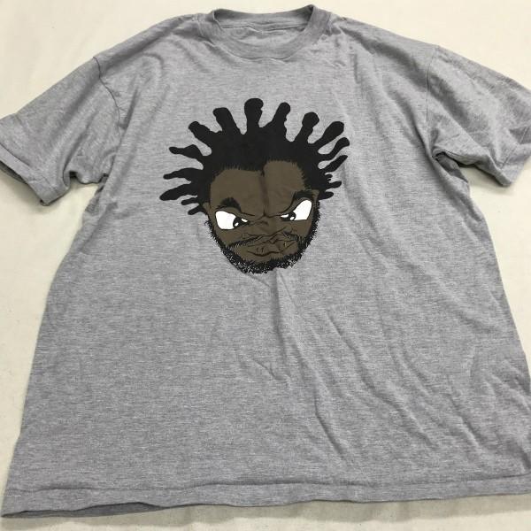90s ヴィンテージ Jeru the damaja Tシャツ(検索 ジェルーザダマジャ come clean raptees gangstarr dj premire guru )
