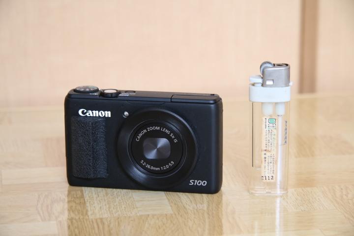 キャノン CANON POWERSHOT S100 パワーショット