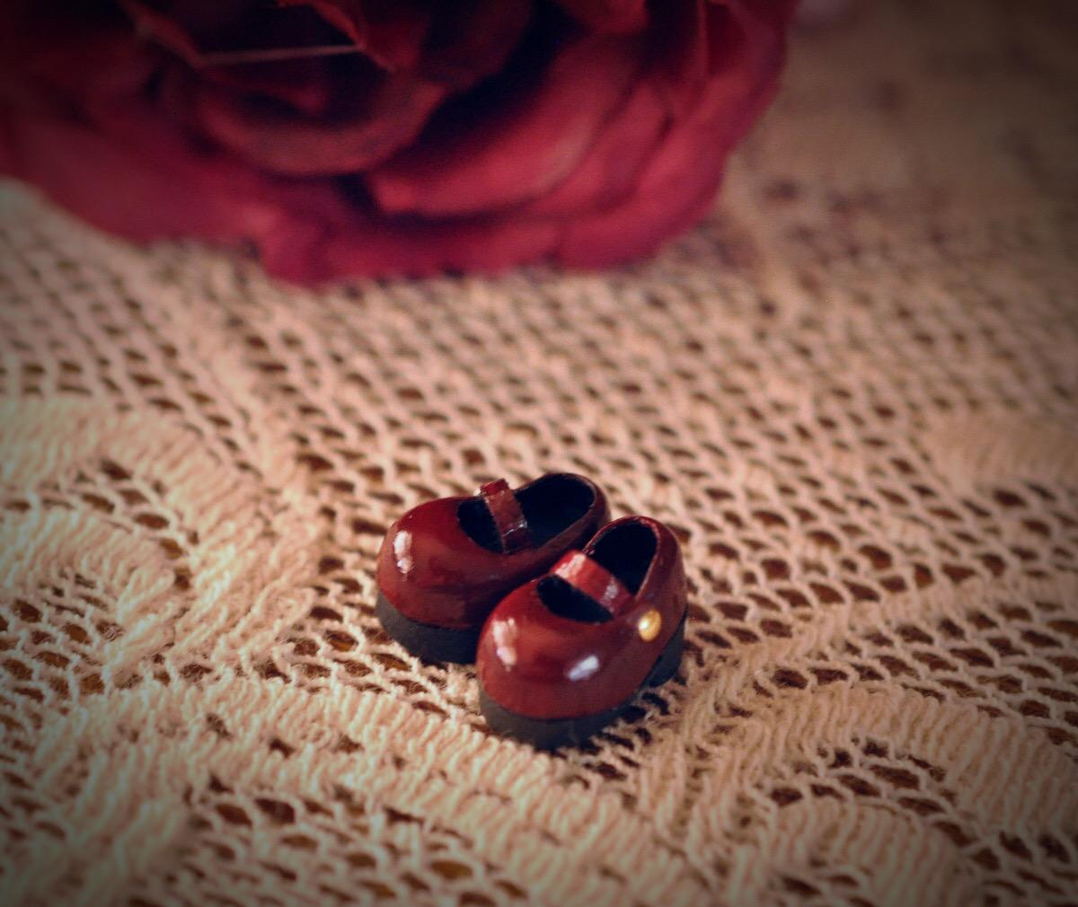 Kanom Lek カスタムプチブライス *Red Rose* custom petiteblythe_画像6