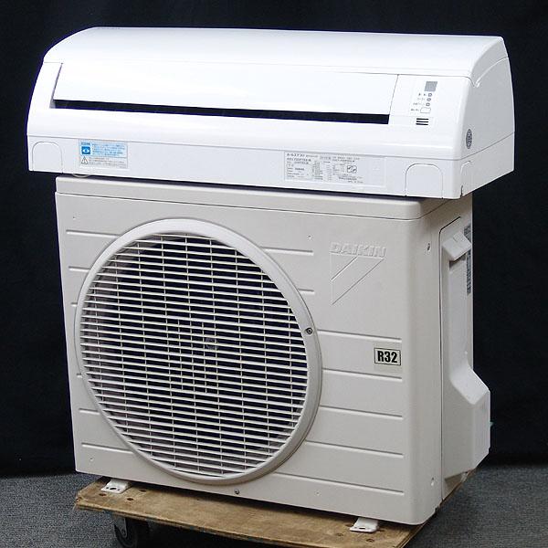 DAIKIN【S25PTES-W】ダイキン ルームエアコン 主に8畳用 R32冷媒 2013年製 中古品_画像1