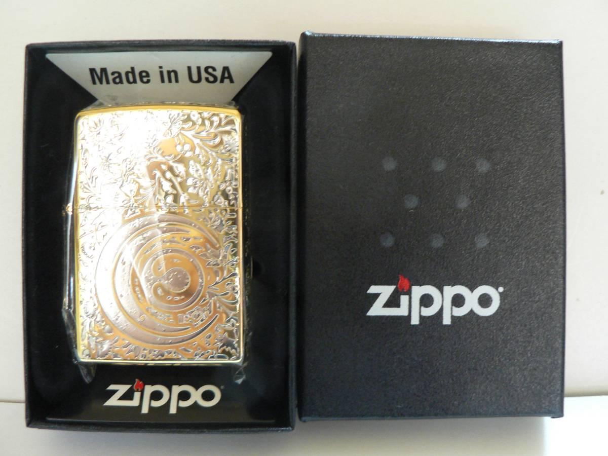Crossfaith ZIPPO◆10th Anniversary Edition ゴールドメッキベース/シルバーメッキ◆新品◆シリアル入◆クロスフェイス◆クロフェ