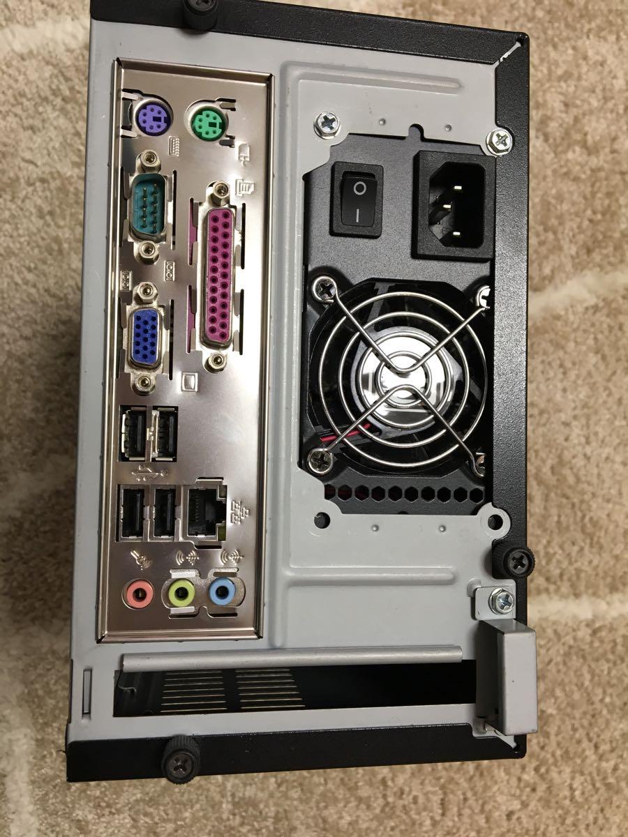 自作PC Gigabyte cpu マザーボード、電源、メモリー付き_画像2