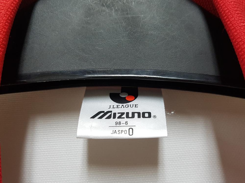 93 鹿島アントラーズ(A)#10 ジーコ ZICO 半袖 正規 リーグ戦仕様 O_画像7