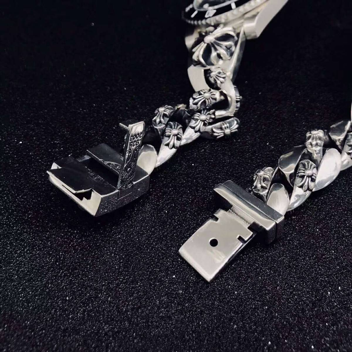 JF製 美品 自動巻き 高品質 1:1 SSS メンズ腕時計 noob製 42mm_画像2