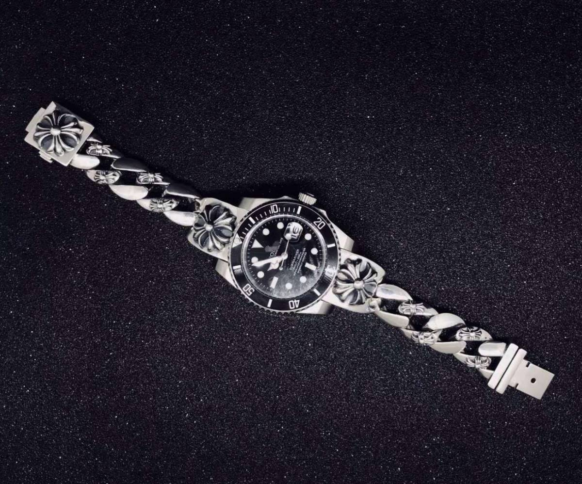JF製 美品 自動巻き 高品質 1:1 SSS メンズ腕時計 noob製 42mm