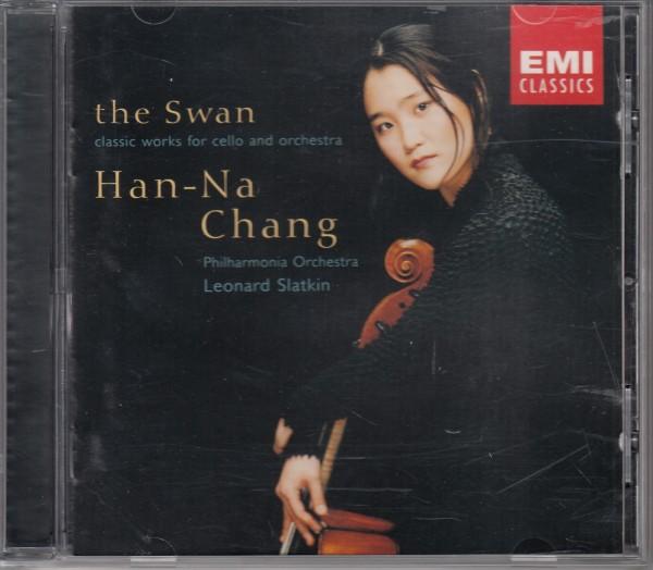 ◆送料無料◆the Swan/ハンナ・チャン~チェロ作品集 Import C2231