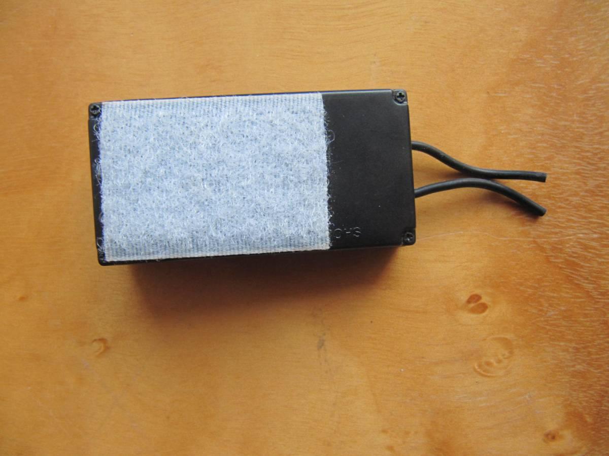 中古受信機「ASSAN X8R7 2.4G」ジャンクです。_画像2
