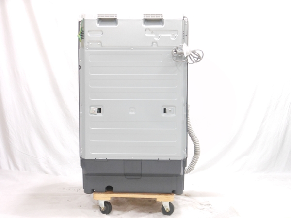 中古 Panasonic NA-VX7300L-W 洗濯機 ドラム式 10.0kg 左開き ドラ洗 斜型 楽直 N2767883_画像10