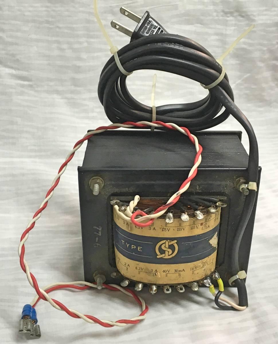 SANSUI 山水 PV-270 電源トランス ジャンク品
