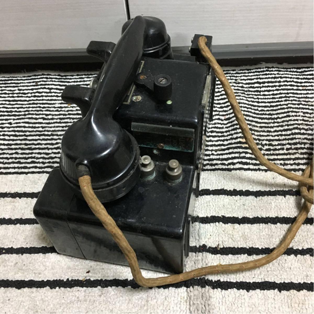 古い電話機_画像3