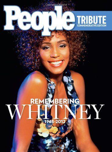 ◆即決 希少 洋書◆ 【People Remembering Whitney Houston 】 ホイットニーヒューストン 【豪華写真集】