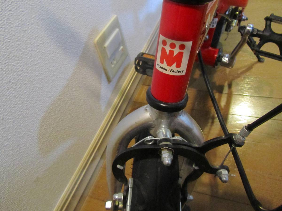 子供用自転車 へんしんバイク 赤色 バランスバイク_画像4