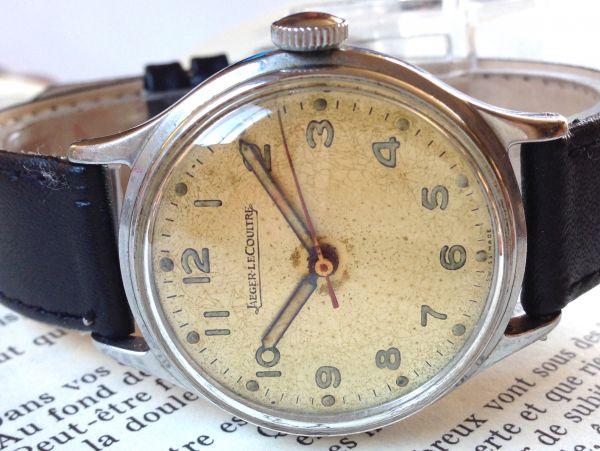JAEGER-LECOULTRE ジャガールクルト P478 1950年代 アンティーク腕時計 手巻き 1212.118
